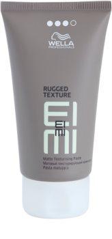 Wella Professionals Eimi Rugged Texture mattító paszta az alakért és formáért