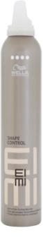 Wella Professionals Eimi Shape Control penasti utrjevalec za lase za fiksacijo in obliko