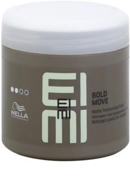 Wella Professionals Eimi Bold Move mattító paszta szélfútta hatás