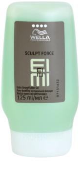 Wella Professionals Eimi Sculpt Force formázó gél extra erős fixálás