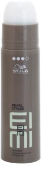Wella Professionals Eimi Pearl Styler gel de brillo nacarado para dar definición al cabello