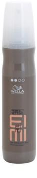 Wella Professionals Eimi Perfect Setting spray fixador  para cabelo brilhante e macio