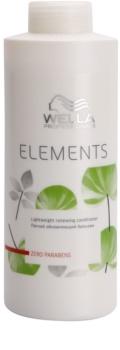 Wella Professionals Elements condicionador restaurador