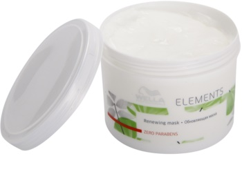 Wella Professionals Elements obnovující maska