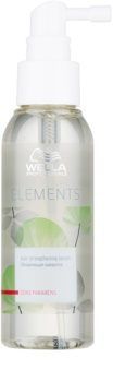 Wella Professionals Elements siero rinforzante per capelli