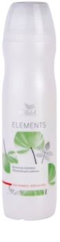 Wella Professionals Elements champô renovador sem sulfatos
