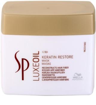 Wella Professionals SP Luxeoil máscara nutritiva para cabelo danificado
