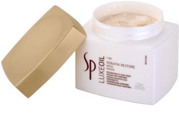 Wella Professionals SP Luxeoil tápláló maszk a károsult hajra
