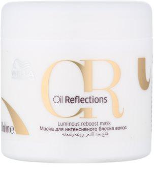 Wella Professionals Oil Reflections mascarilla nutritiva para un cabello liso y brillante