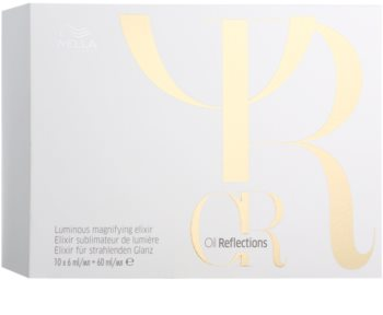 Wella Professionals Oil Reflections elixír pro extra lesk a hebkost vlasů