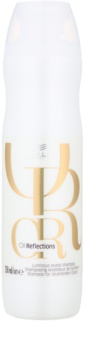 Wella Professionals Oil Reflections Light Moisturising Shampoo For Shine And Softness Of Hair