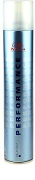 Wella Professionals Performance lak za lase z močnim utrjevanjem
