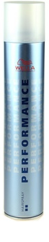Wella Professionals Performance Hairspray Extra Strong Hold
