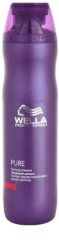 Wella Professionals Pure champô de limpeza para todos os tipos de cabelos
