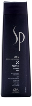 Wella Professionals SP Men sampon pentru par grizonat