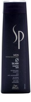 Wella Professionals SP Men šampón pre šedivé vlasy