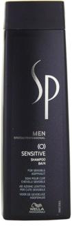 Wella Professionals SP Men Shampoo  voor Gevoelige Hoofdhuid