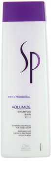 Wella Professionals SP Volumize Shampoo For Fine Hair And Hair Without Volume