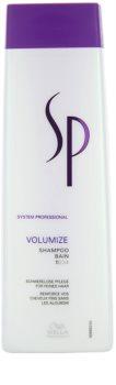 Wella Professionals SP Volumize szampon do włosów cienkich i delikatnych