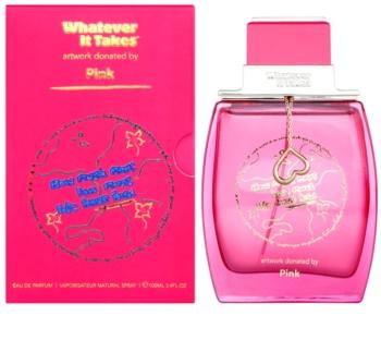 Whatever It Takes Pink Eau de Parfum for Women 100 ml