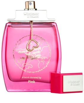 Whatever It Takes Pink Eau de Parfum for Women 100 ml