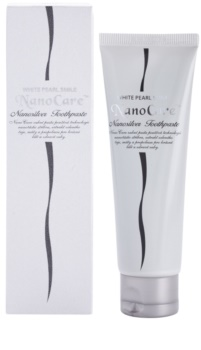White Pearl NanoCare Toothpaste with Silver Nanoparticles