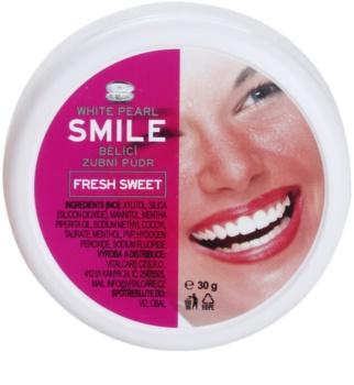 White Pearl Smile polvo blanqueador para dientes
