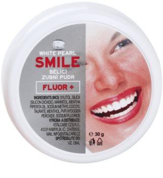 White Pearl Smile λευκαντική οδοντική πούδρα