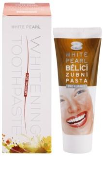 White Pearl Whitening bělicí zubní pasta pro kuřáky