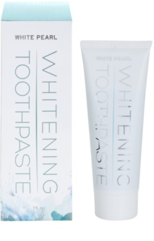 White Pearl Whitening bleichende Zahnpasta