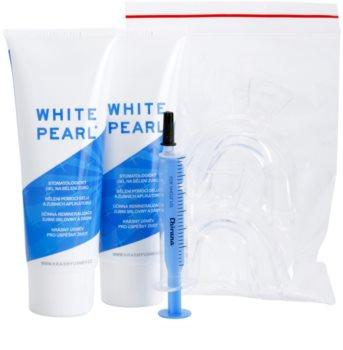 White Pearl Whitening System fogorvosi fogfehérítő gél