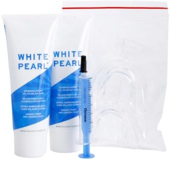 White Pearl Whitening System stomatologický bělicí gel