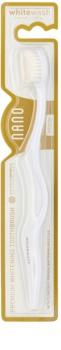 Whitewash Nano Zahnbürste zur Prävention und Entfernung von Flecken Medium