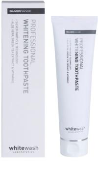 Whitewash Professional bieliaca zubná pasta s čiastočkami striebra