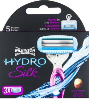 Wilkinson Sword Hydro Silk recambios de cuchillas