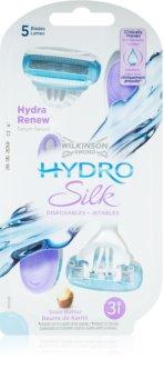 Wilkinson Sword Hydro Silk holicí strojek pro ženy