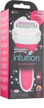 Wilkinson Sword Intuition Island Berry Shaver