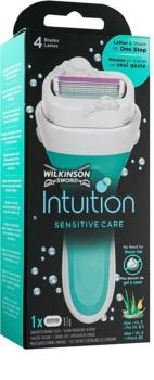 Wilkinson Sword Intuition Sensitive Care holicí strojek