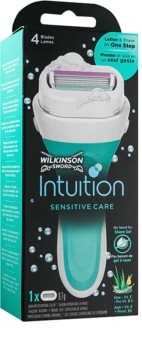 Wilkinson Sword Intuition Sensitive Care maszynka do golenia