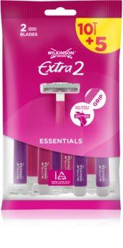 Wilkinson Sword Extra 2  Beauty brivnik za enkratno uporabo za ženske