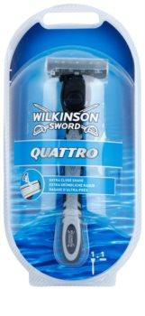 Wilkinson Sword Quattro Rasierer