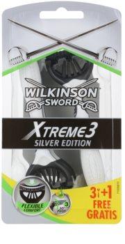 Wilkinson Sword Xtreme 3 Silver Edition jednorázová holítka