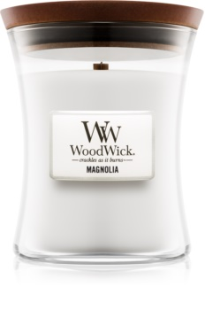 Woodwick Magnolia Scented Candle 275 g Medium