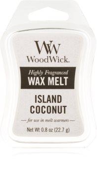 Woodwick Island Coconut vosak za aroma lampu 22,7 g