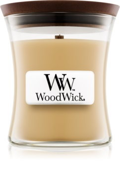 Woodwick At The Beach dišeča sveča  85 g majhna
