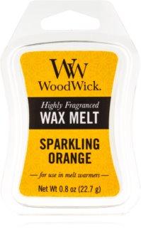 Woodwick Sparkling Orange κερί για αρωματική λάμπα 22,7 γρ