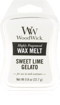 Woodwick Sweet Lime Gelato vosk do aromalampy 22,7 g