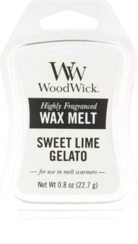 Woodwick Sweet Lime Gelato vosk do aromalampy 22,7 g