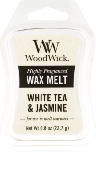 Woodwick White Tea & Jasmin Wax Melt 22,7 gr