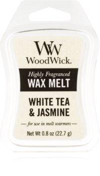 Woodwick White Tea & Jasmin Wax Melt 22,7 gr
